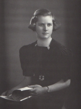 Thatcher as a Child
