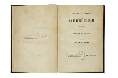 Franco German Yearbook