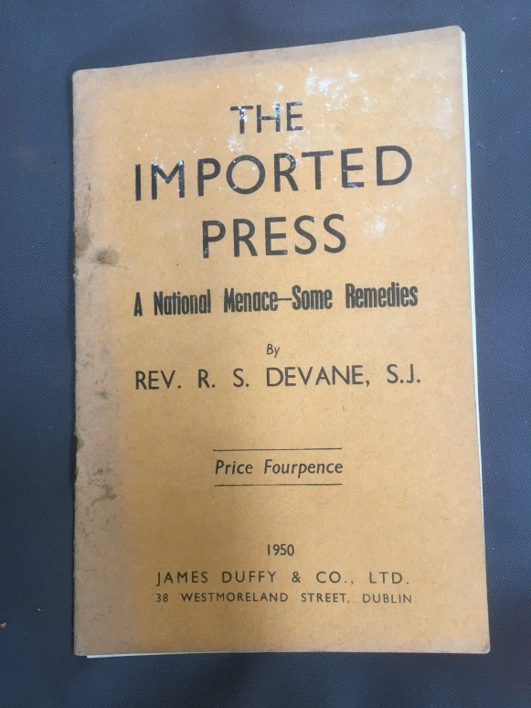 The Imported Press